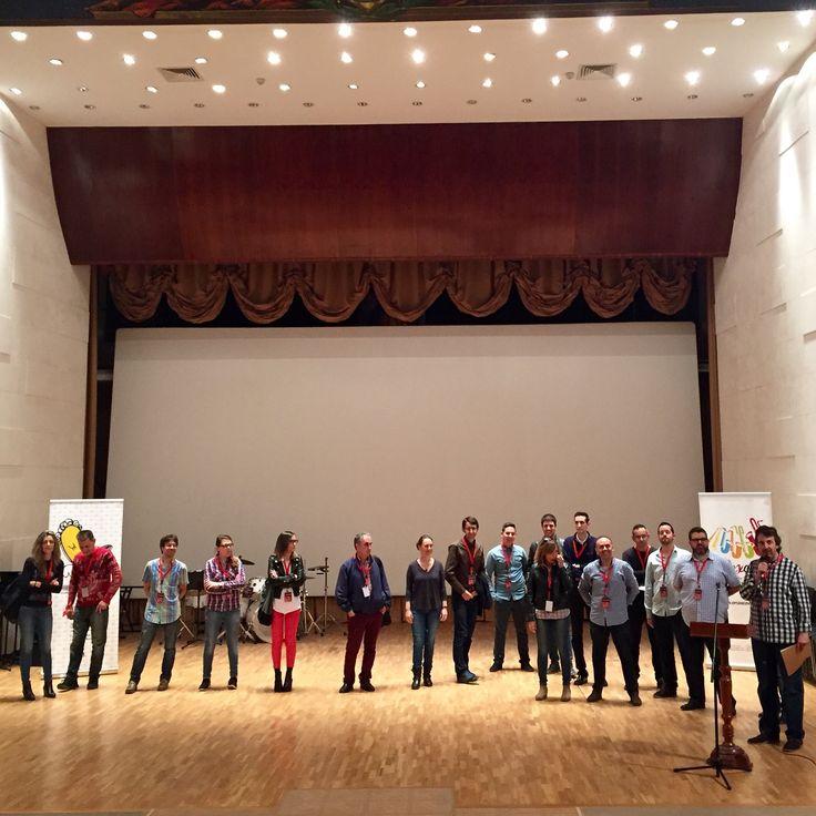 La plantilla de profesores de Orsaxcova