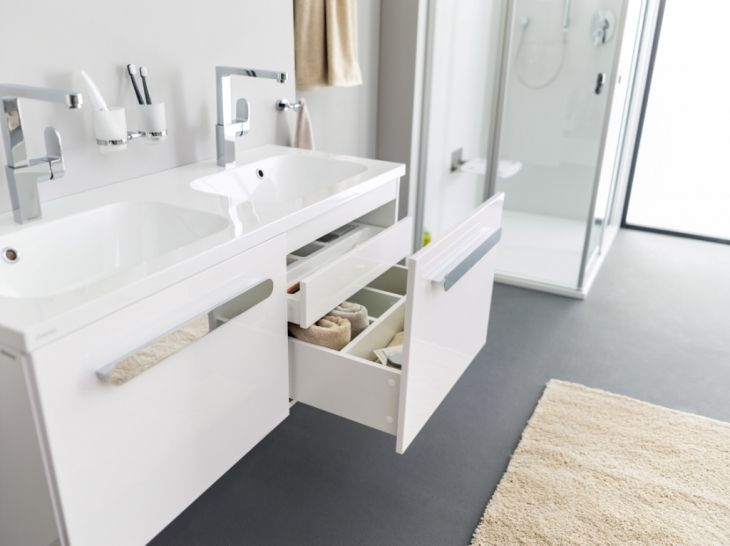 Kolekcja Chrome - ceramika łazienkowa