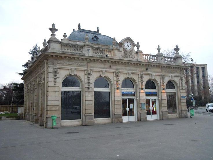 RER av Foch | métro _ autobus _ RATP | Pinterest | Paris france and ...