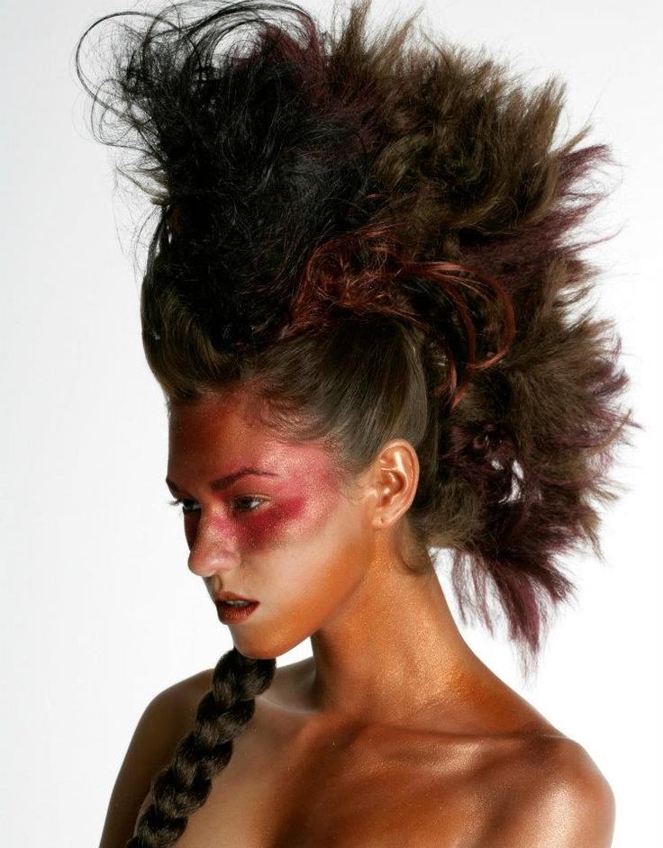 wild hair   www.kalearose.net