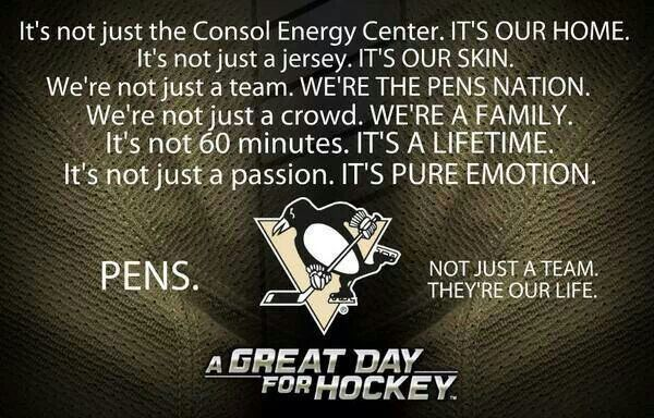 Pittsburgh Penguins <3