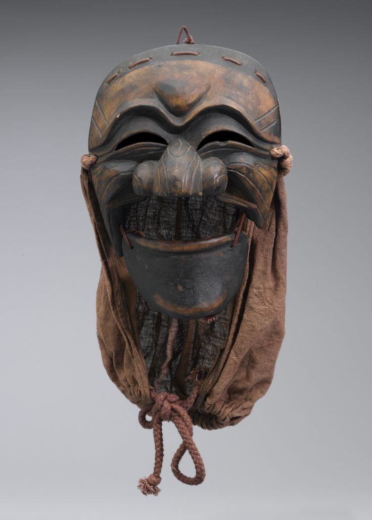 Korean Mask | Shamanism in the new Gallery of Korean Art | Pacific Asia Museum