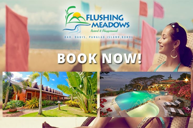 Flushing Meadows Resort is a private tropical island resort located in Barangay Dao, Dauis Panglao Island, Bohol. Built along a white beach marine sanctuary and on an island bounded by colored corals and rocks. -Website: http://www.flushingmeadows.com.ph/ -Book Now: http://flushingmeadows.com.ph/reservations/ More Hotels and Resorts at www.asiancities.com for more updates: -LIKE us on Facebook www.facebook.com/AsiancitiesTravelAndLeisurePortal -Instagram www.instagram.com/asiancitiesgits