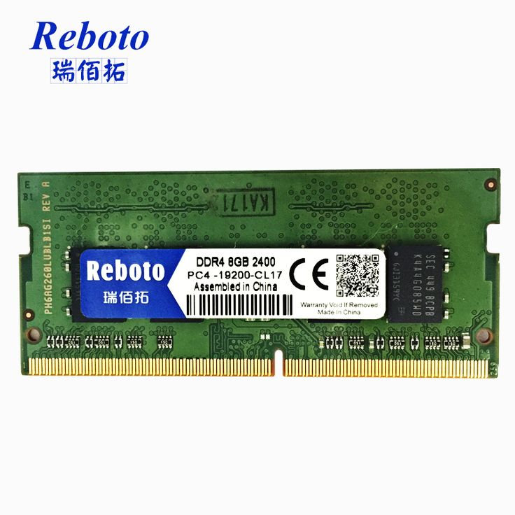 Reboto DDR4 8GB Laptop Memory RAM 2133 Memoria260 pin SODIMM RAM Stick for Notebook 100 Original. Click visit to buy