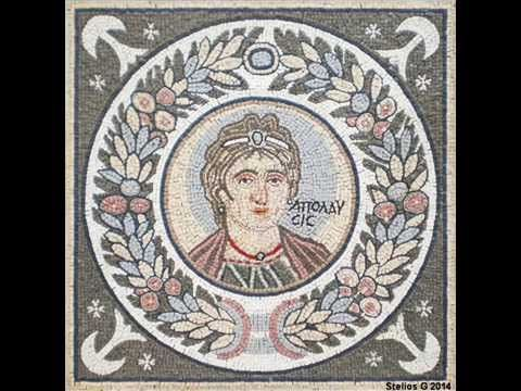 Mosaics from ancient GREECE