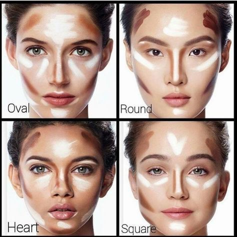makeup for beginners how to apply contour 31 super ideas