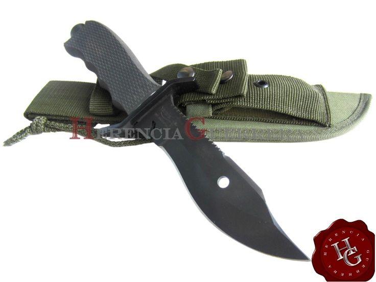 Cuchillo Yarara Aviador — Herencia Guerrera