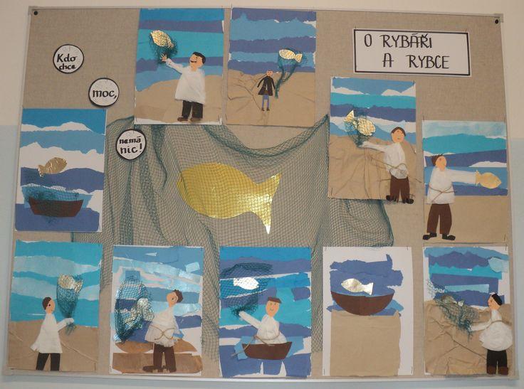 Pohádky - O rybáři a rybce