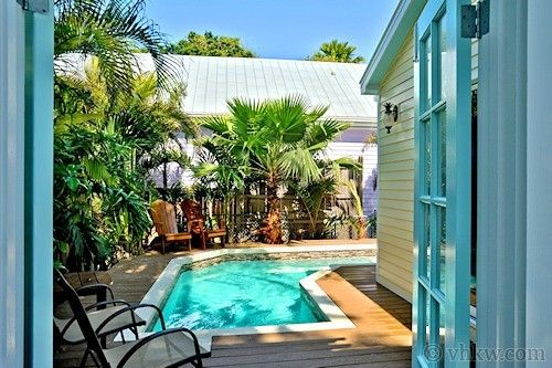 1000 images about key west swimming pool gardens on for Chelsea pool garden key west