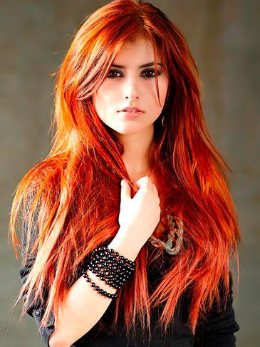 Рыжие волосы сексуально