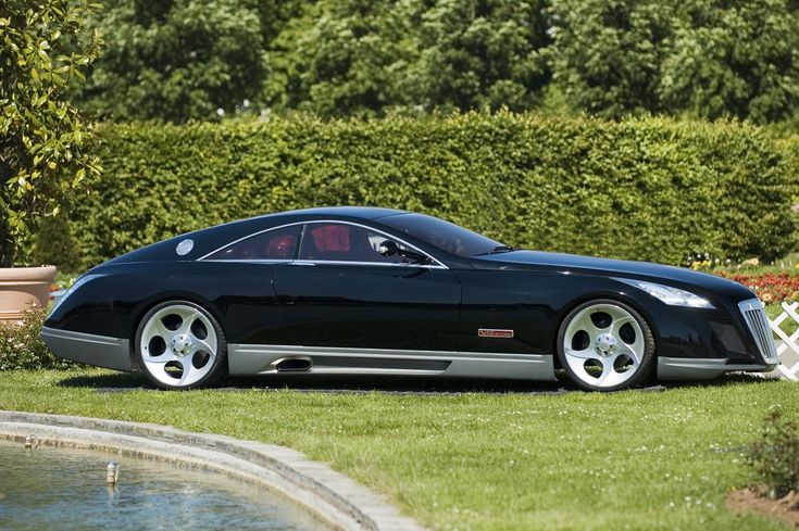 All sizes   Maybach Exelero sideview   Flickr - Photo Sharing!