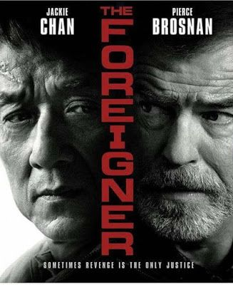 Cine de Artes Marciales: THE FOREIGNER. (TRAILER 2017)