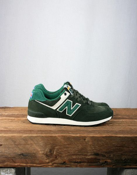 New Balance 576TOL Tea Pack - Peppermint - Green