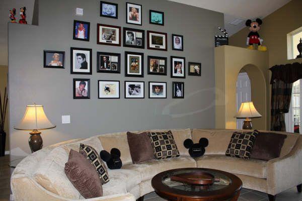 "Living Room ""Fantasy House Villa"": http://www.theluxuryvillasorlando.com/Page_2.php www.facebook.com/FantasyHouseVillaOrlandoFlorida"