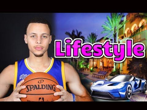 Stephen Curry Biography, Wife, Cars, Salary, Net Worth, Income, Lifestyl...