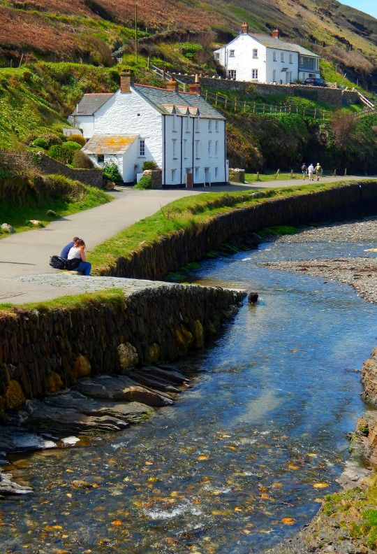 Boscastle * Cornwall * England * UK