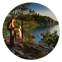 Lake Superior, Ontario Parks