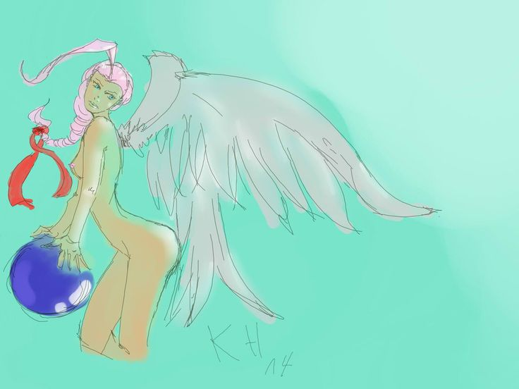 Angel by reyolvidado.deviantart.com on @DeviantArt