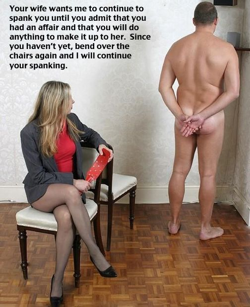 dominatrix spanking men