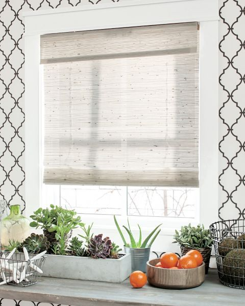 51 best images about for the home on pinterest black for Natural woven flat fold shades