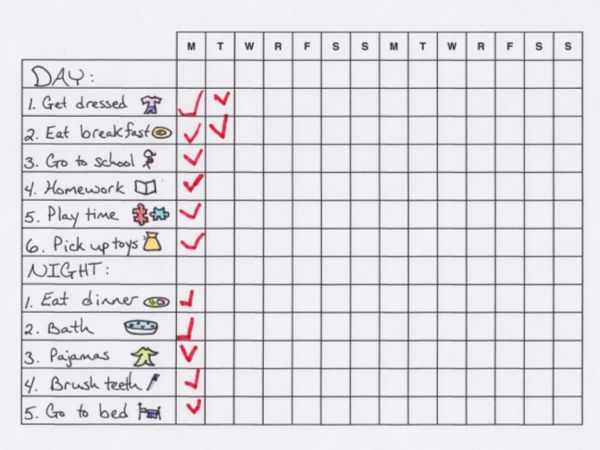 Best 25+ Bedtime routine chart ideas on Pinterest Bedtime chart - daily routine chart template