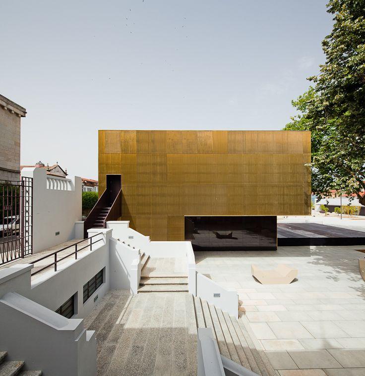 Modern architecture buildings designs the Arts Jose