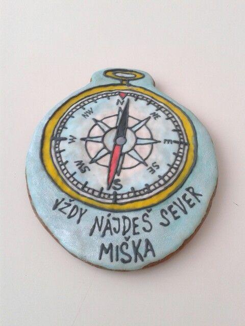 Medovníček kompas