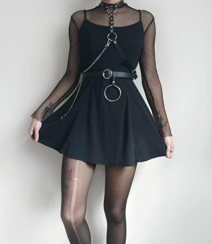 Zeitlose Schwarz-Weiß-Outfits