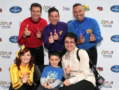 The Wiggles return to Toronto!