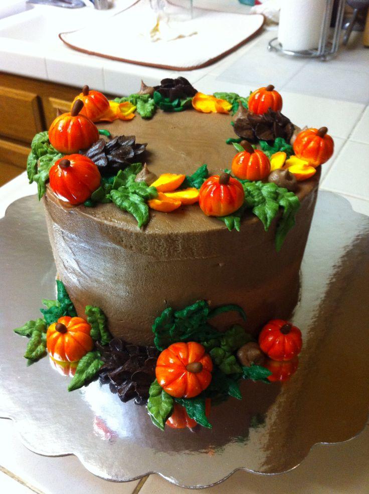 Harvest Cake | Sassy Sister's Cakes | Pinterest