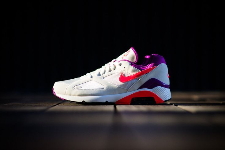 "Nike Air Max 180 QS ""Summit White"" Pack"