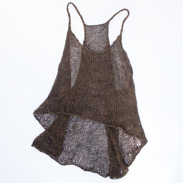 knitted linen