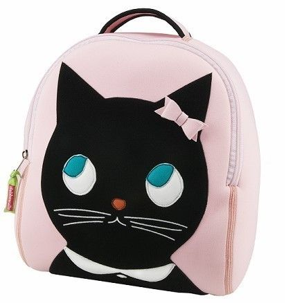 Miss Kitty Backpack | Dabbawalla Bags