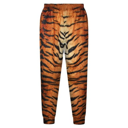 Восток вязание G138 бесплатная доставка 2016 новых мужчин бег брюки тигр 3D печать мода спортивные свободного покроя осень штаны