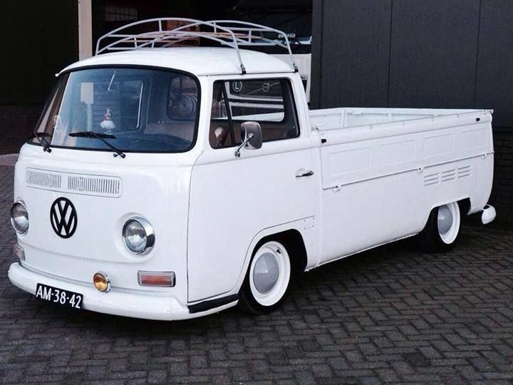 cool vw bus pick up classic volkswagens pinterest buses volkswagen and nice. Black Bedroom Furniture Sets. Home Design Ideas