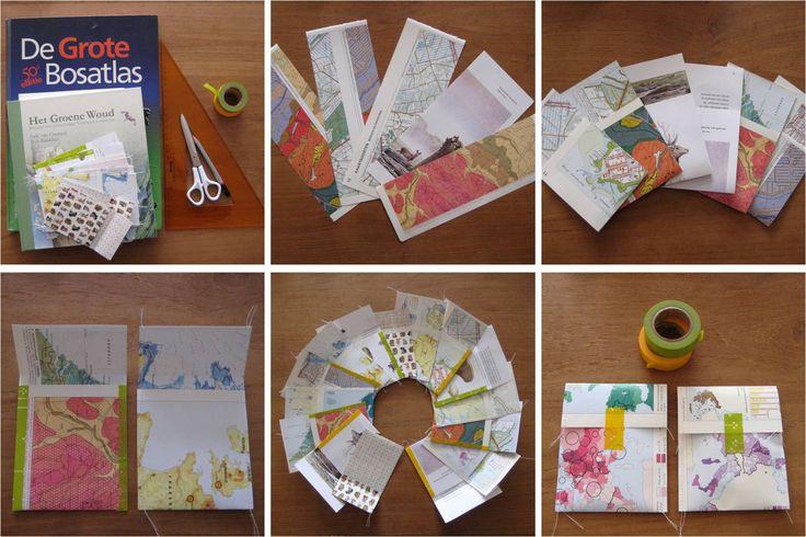 By MiekK: Recycle-Het-Zelf: Cadeauzakjes Maken