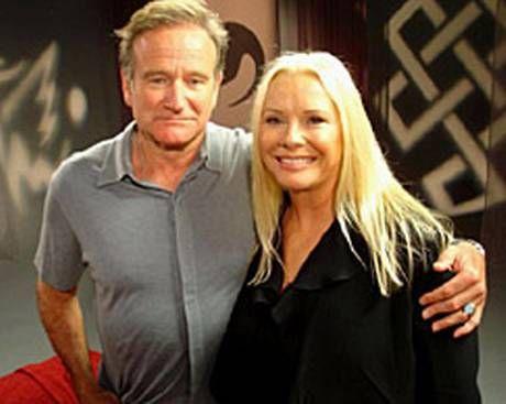 Pamela Stephenson with Robin Williams.jpg (460×367)