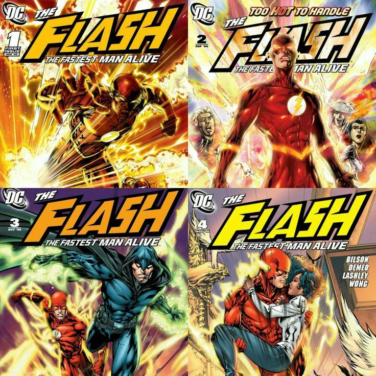 The Flash: The Fastest Man Alive (Digital Comics) 1-4  https://www.dropbox.com/sh/mdc2yl8e5eaeks3/AAC6-6X_epo7B-qMvAoFwgNra?dl=0  P.R.U. Comics - Pride.Respect.Unity.