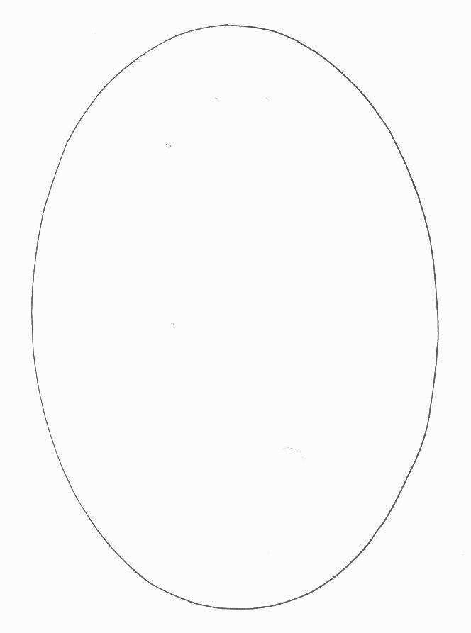 easter egg template from allkidsnetworkcom