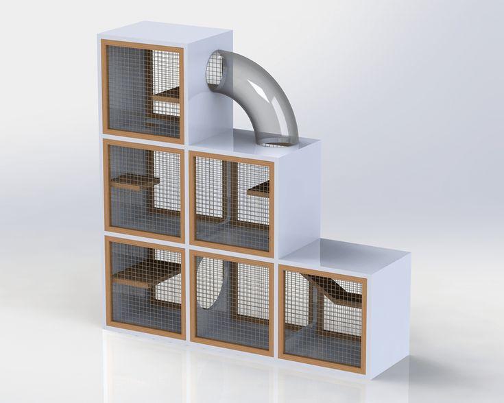best 25 rat cage ideas on pinterest rat cage diy. Black Bedroom Furniture Sets. Home Design Ideas