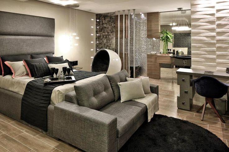 Decor Salteado - Blog de Decoração e Arquitetura : Ambientes decorados com estilo masculino - feliz dia dos pais!