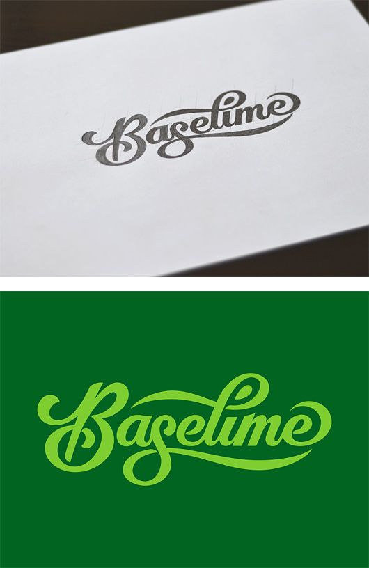 Custom Typography & Lettering by Ryan Hamrick
