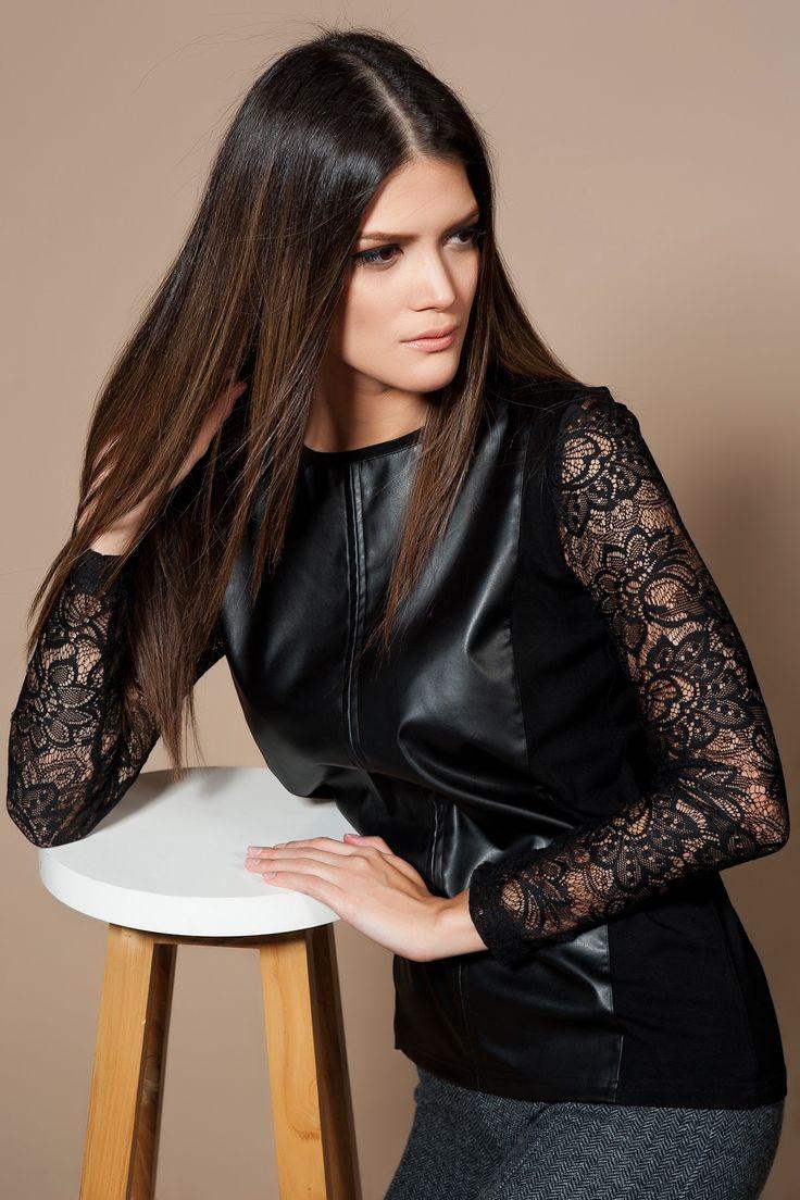 Siyah Bluz Modelleri - http://www.gelinlikvitrini.com/siyah-bluz-modelleri/ - #2015SiyahBluzModelleri, #BluzModelleri, #SiyahBluzModelleri   Siyah Bluz Modellerirenk itibarıyla asil bir duruş gösterir. Siyah bluzlarda model olarak kendini belli ettiren makyajlar ve Pantolonlarla beraber iyi kombin yapmak önemlidir. Sadece pantolon değil. özel günlerde şık eteklerle beraber kendinizi ifade ederek, bulunduğunuz her yerde tasarımı simge...