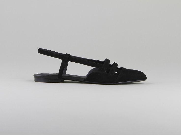 Megumi Ochi DELTA 1701 - Chaussures Femme - Ballerines