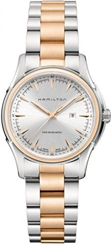 Hamilton Jazzmaster Viewmatic Womens Automatic Watch H32305191 *** For more information, visit image link.