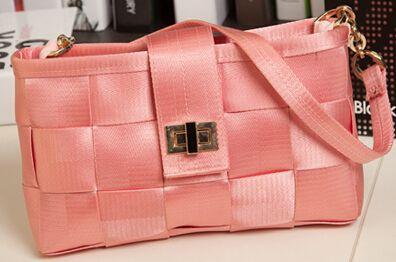 Model Number: 1801 ;   3 colors optional  Link: http://www.aliexpress.com/store/product/2014HOT-Women-s-Handbag-Satchel-Shoulder-leather-Messenger-Cross-Body-Bag-Candy-color-chain-shoulder-bag/233669_1896717489.html