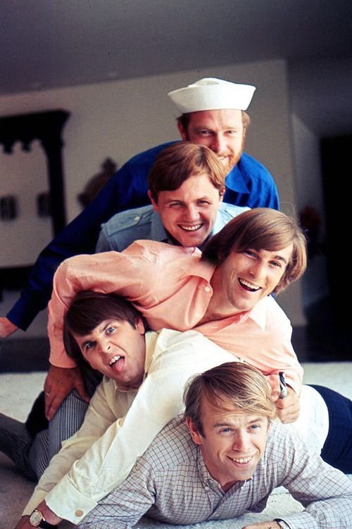 "If there is a better harmonization group better than the ""Beach Boys"" then I have yet to hear of them."