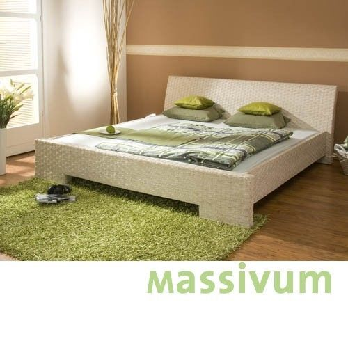 1000 idee su rattanbett su pinterest letti romantici. Black Bedroom Furniture Sets. Home Design Ideas