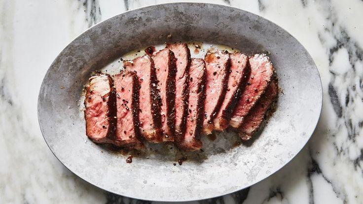 Sous Vide Strip Steak Recipe | Bon Appetit