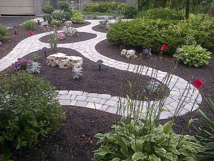 17 best images about no grass garden ideas on pinterest for Best no maintenance plants